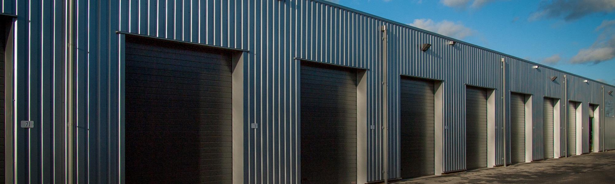 Grote opslag unit huren Groningen (40 m2 voor 225,-!)